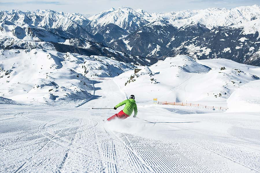 Winter Holidays with great Skiing in Gerlos / in the Zillertal Arena